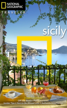 National Geographic Traveler: Sicily, 4th Edition, Paperback Book