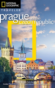 NG Traveler: Prague, 3rd Edition, Paperback / softback Book