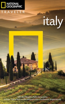 NG Traveler: Italy, 5th Edition, Paperback Book