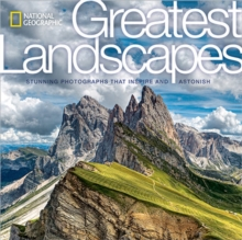 National Geographic Greatest Landscapes, Hardback Book