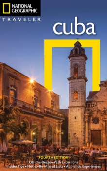 NG Traveler: Cuba, 4th Edition, Paperback Book