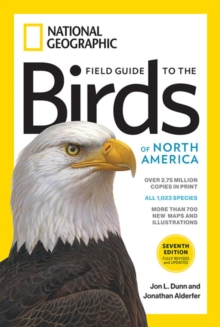 Field Guide to the Birds of North America 7th edition, Paperback / softback Book