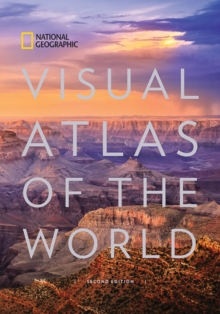 Visual Atlas of the World, Hardback Book