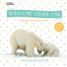 Welcome Little One : A Keepsake Record Book, Hardback Book