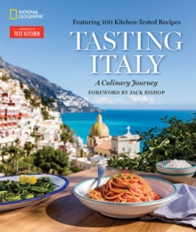 Tasting Italy : A Culinary Journey, Hardback Book