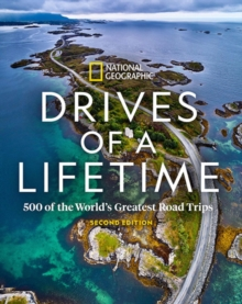 Drives of a Lifetime, 2nd Edition, Hardback Book