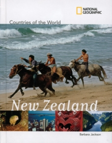 Countries of The World: New Zealand, Hardback Book