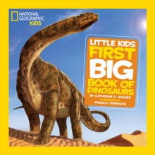 Little Kids First Big Book of Dinosaurs, Hardback Book