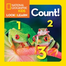 Look and Learn: Count!, Board book Book