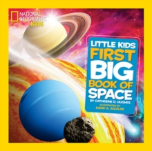 Little Kids First Big Book of Space, Hardback Book