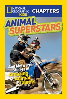 National Geographic Kids Chapters: Animal Superstars, EPUB eBook