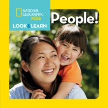 Look and Learn: People, Board book Book