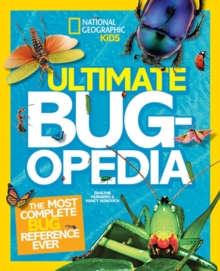 Ultimate Bugopedia : The Most Complete Bug Reference Ever, Hardback Book