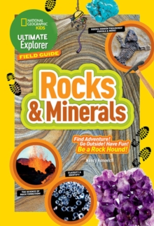 Ultimate Explorer Field Guide: Rocks and Minerals, Paperback / softback Book