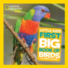 Little Kids First Big Book of Birds, Hardback Book