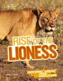 Rise of the Lioness : Restoring a Habitat and its Pride on the Liuwa Plains, Hardback Book
