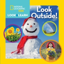 Look and Learn: Look Outside!, Board book Book