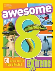 Awesome 8 Extreme, Paperback Book