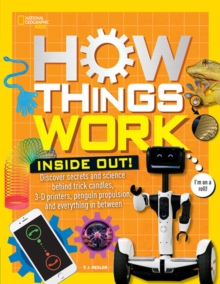 How Things Work: Inside Out, Hardback Book