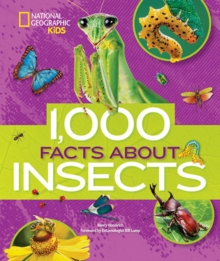 1000 Facts About Insects, Hardback Book