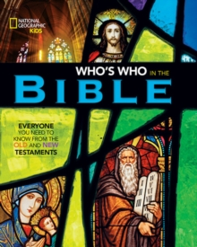 Who's Who in the Bible, Hardback Book