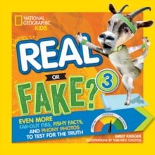 Real or Fake 3, Paperback Book