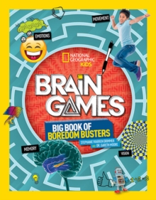 Brain Games, Paperback / softback Book