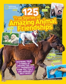 125 Animal Friendships, Paperback Book