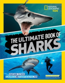 The Ultimate Book of Sharks, Hardback Book