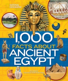 1,000 Facts About Ancient Egypt, Hardback Book