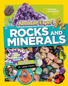 Absolute Expert: Rocks & Minerals, Hardback Book
