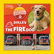 Dolley the Fire Dog, Hardback Book