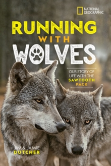 Running with Wolves, Hardback Book