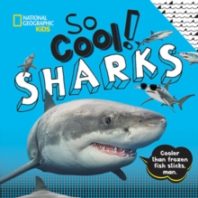 So Cool! Sharks, Hardback Book