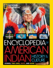 Encyclopedia of the American Indian, Hardback Book