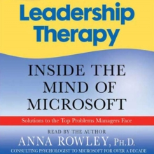 Leadership Therapy : Inside the Mind of Microsoft, eAudiobook MP3 eaudioBook