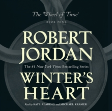 Winter's Heart : Book Nine of The Wheel of Time, eAudiobook MP3 eaudioBook