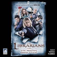 The Librarians and the Mother Goose Chase, eAudiobook MP3 eaudioBook
