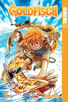 Goldfisch Volume 1 Manga (English), Paperback Book