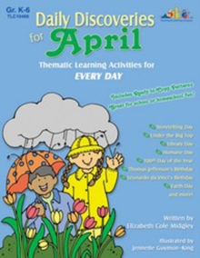 Daily Discoveries for APRIL, PDF eBook