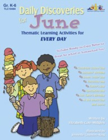 Daily Discoveries for JUNE, PDF eBook