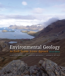 Environmental Geology : An Earth Systems Approach, Paperback Book