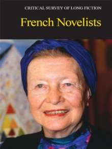 Critical Survey of Long Fiction : French Novelists, EPUB eBook