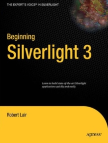 Beginning Silverlight 3, Paperback / softback Book