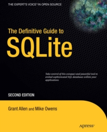 The Definitive Guide to SQLite, PDF eBook