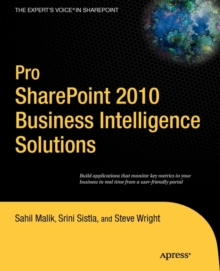 Pro SharePoint 2010 Business Intelligence Solutions, Paperback Book