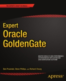 Expert Oracle GoldenGate, PDF eBook