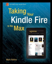 Taking Your Kindle Fire to the Max, Paperback Book