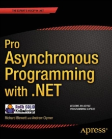 Pro Asynchronous Programming with .NET, Paperback Book