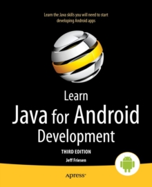 Learn Java for Android Development : Java 8 and Android 5 Edition, PDF eBook